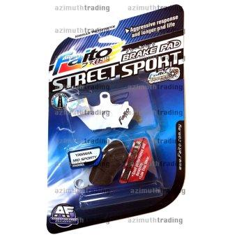 Faito Street Sport Racing Disc Brake Pad Mio Sporty