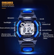 Fashion Brand Watch men Waterproof Sports Military Watches S-Shock Led Digital Wrist watches Relogio