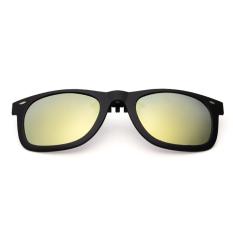 d6699d58198 Fashion polarized clip sunglasses men clip on glasses frame male sun  glasses clip Outdoor sports UV