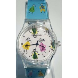 Geneva Teen & Kids Collection Artworks Analog Quartz Watch
