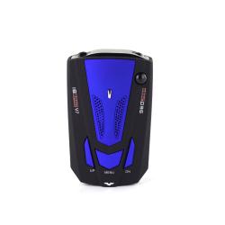 GETEK VG-2 V7 GPS Radar Detector 16 Band Laser (Blue)