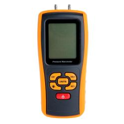 GM510 Digital Manometer Gauge (Blue/Orange)