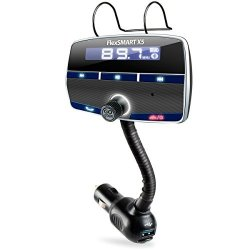 GOgroove FlexSMART X5 In-Car Bluetooth FM Transmitter