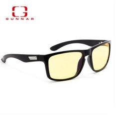 92a6033659b GUNNAR INTERCEPT Optiks Eyewear Anti-blue Light Game Goggles Anti-fatigue  Radiation Glasses Suitable