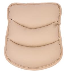 Hang-Qiao Car Auto Armrest Hand Pad Cushion Black (Beige)