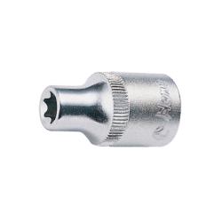 "Hans Tools 4410-E12 1/2"" Drive E12 E-Star Socket (Silver)"