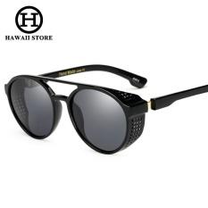 89bbdc91990 HAWAII IRON MAN 3 Matsuda TONY Steampunk Sunglasses Men Mirrored Designer  Brand Glasses Vintage Sun glasses