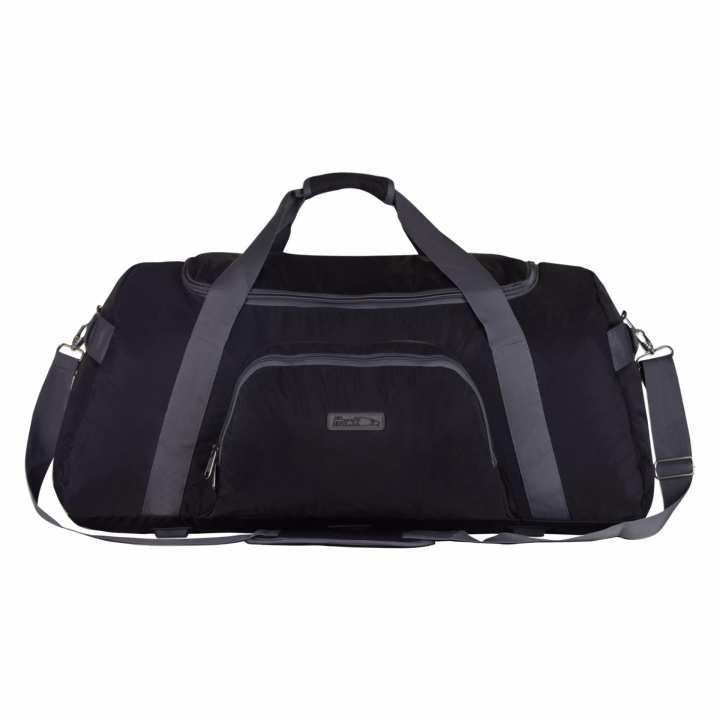 Hawk 4777 Travel Bag (Black/Charcoal)