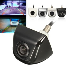 Hd Waterproof 170° Car Reverse Backup Night Vision Camera Rear View Parking Cam Black - Intl By Audew.
