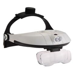 Head Eye Loupe Magnifier Helmet