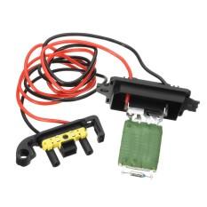 Heater/blower Series Resistor Pack-Renault Clio Iii/modus 7701209803 - Intl By Teamtop.