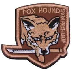 HengSong Fox Magic Stick Armbands Outdoor Embroidery Khaki