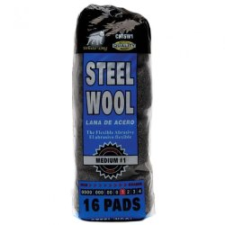 Hitech No. #1 Medium Steel Wool Grade