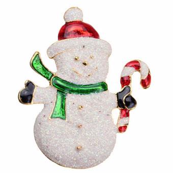 HKS Fashion Christmas Brooch 9 - Intl