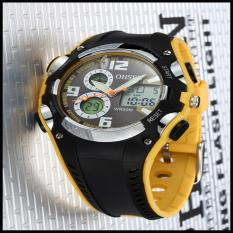 Hot Sale Direct Selling Japan Imported Quartz Movement Wristwatches Original Ohsen Brand Digital Casual Watches Waterproof