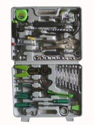 Hoyoma Japan 1811001 Hand Tool 110-piece Set (Green)