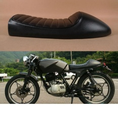 Hump Vintage Saddle Universal Cafe Racer Seat For Suzuki GS Yamaha XJ Honda CB