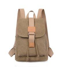 Huolala Japan Korean 2015New Sale printing Women Backpack female Canvas  backpack Bag Shoulder travel School bag College d22f333f40