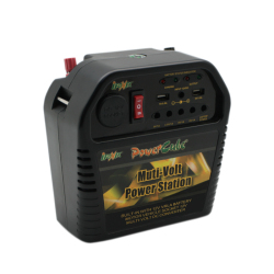 iFonix Power Cube Multi-Volt Power Station PG-1208