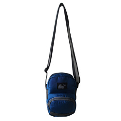 ILLUSTRAZIO High Density 420 Sling Bag (Blue Grey)
