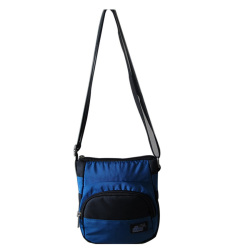 ILLUSTRAZIO High Density Sling Bag (Blue Black)