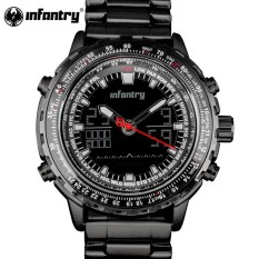 PHP 5.017. INFANTRY Mens Watch Tactical Military Army Analog Digital Multifunction Sport Wrist ...