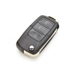 Jetting Buy Car Remote Flip Key Shell Case Folding For VW Golf
