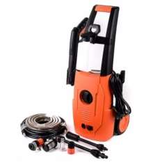 Kawasaki High Pressure Washer Set (orange) By Powermark.
