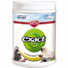 Kaytee Exact Hand Feeding For Baby Birds, 18 Oz By Elite Collection.