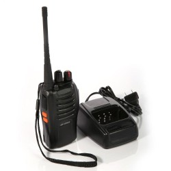 Keimav Baofeng Single Band Walkie Talkie Two Way Handheld Radio