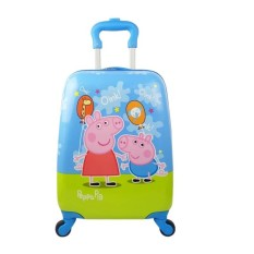 875bed816185 Kids Trolley Carry on Luggage Children Rolling Suitcase with Hard Shell For  Boys - intl