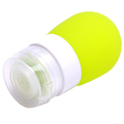 LALANG Silicone Travel Portable Packing Can 80ml (Green)