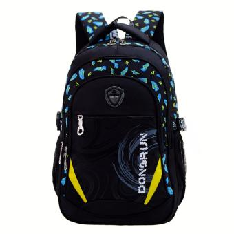 Large School Bags for Boys Girls Children Backpacks Primary Students Backpacks Waterpfoof Schoolbag Best Christmas Gift for Kids - intl