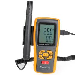 LCD Digital Hygrometer Humidity Thermometer Temperature Meter