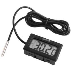 LCD Digital Thermometer for Refrigerator Fridge Freezer