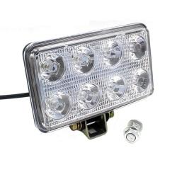 LED Work Light Lamp 12V 24V 24W
