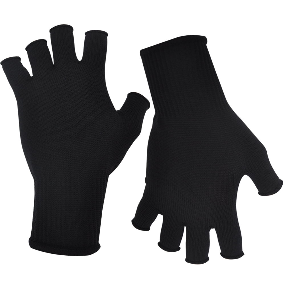 M1 G3 Black Half-Finger Motorcycle Gloves (Thailand) product preview, discount at cheapest price