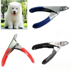 Makiyo Pet Nail Clippers Cutter For Dogs Cats Birds Guinea Pig Animal Claws - Intl By Makiyo.
