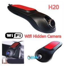 Mini Hd Hidden Wifi Car Dash Cam Dvr Vehicle Night Vision Camera Video Recorder - Intl By Ailsen.