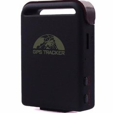 Mini SPY Vehicle GSM GPRS GPS Tracker Car Vehicle Tracking Locator Device  TK102B (2 Battery Included)
