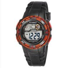 PHP 1.443. Moozoo Synoke 99538 Fashion Casual Sport Digital Watch 30M Waterproof ...