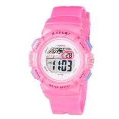 PHP 1.323. Moozoo SYNOKE Waterproof Children Boys Girl Digital LED Sports With Date Wrist Watch ...