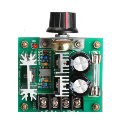 Motor Speed Control PWM Controller