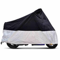 Motorbike Waterproof Rain Cover Anti Dust UV Protection XL