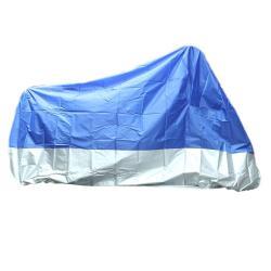 Motorbike Waterproof Rain Cover Anti Dust UV Protection XL Blue
