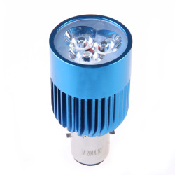 Motorcycle E-bike Built-in  LED Headlight Bulbs