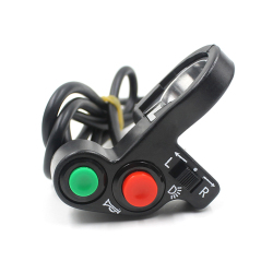 Motorcycle Offroad Horn Turn Signal On/Off Light Switch