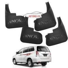 Mud Flap Splash Guard for Toyota Innova 2009-2015 J&E variant