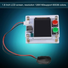 Multi-function Single Button Component Tester Transistor Diode Capacitance ESR Meter Inductance - intl
