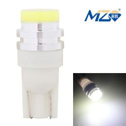 MZ T10 5W COB LED Car Clearance Lamp White Light 6500K 300lm - White (12V)